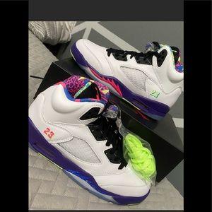 Nike Air Jordans Retro 5 BEL-Air alternative